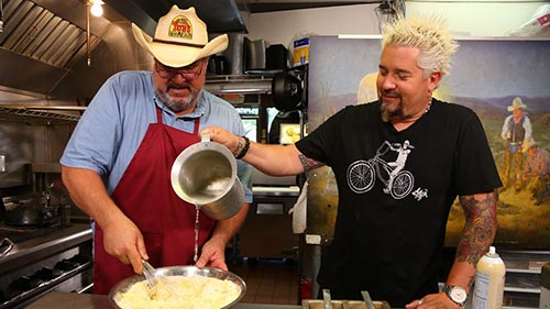 Diners, Drive-Ins and Dives 33