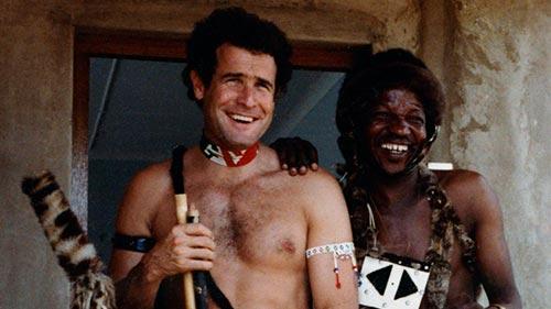 Johnny Clegg: The White Zulu