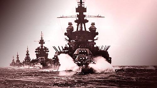 World War II: The Battleships
