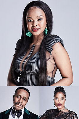 House of Zwide cast