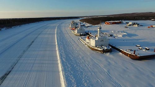 Highway to the Arctic – Canada's Ice Roads