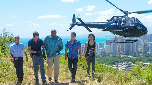 Hawaii Five-0 5