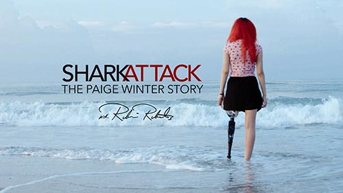 Shark Attack: The Paige Winter Story