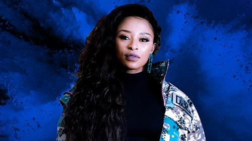 DJ Zinhle - The Unexpected