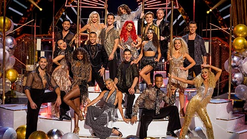 Strictly Come Dancing 19