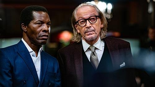Godfather of Harlem 2 resumes